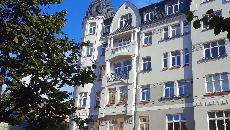 Kr Barona iela 64, Riga