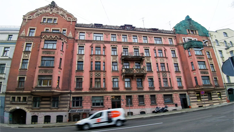 Lacplesa iela 18, Riga